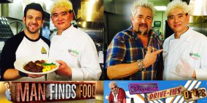 Glenn Uyeda | Man Finds Food | Diner's Drive-ins, Dives