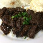 Boneless Marinated Kalbi