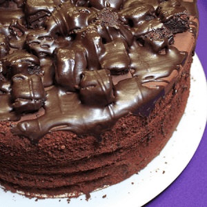 Chocolate Insanity Cake