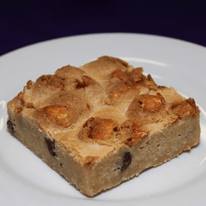 Chocolate Marshmallow Blondie