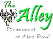The Alley Restaurant LOGO